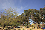 Israel, Northern Negev. Park Ofakim in Besor region