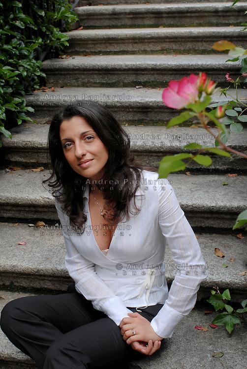 Irene Tinagli.©Andrea Pagliarulo