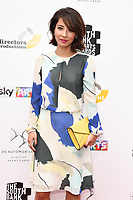 Jing Lusi<br /> at the South Bank Sky Arts Awards 2017, Savoy Hotel, London. <br /> <br /> <br /> &copy;Ash Knotek  D3288  09/07/2017