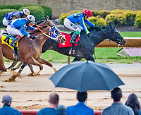 CHARLES TOWN, WV - APRIL 22: on Withers on Charles Town Classic Day at Charles Town Races and Slots on April 22, 2017 in Charles Town, West Virginia (Photo by Scott Serio/Eclipse Sportswire/Getty Images)