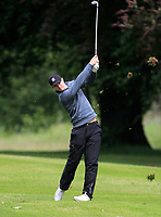 Paul Carey (Nenagh) on the 16th during Round 3 of the Connacht Stroke Play Championship at Athlone Golf Club Sunday 11th June 2017.<br /> Photo: Golffile / Thos Caffrey.<br /> <br /> All photo usage must carry mandatory copyright credit     (&copy; Golffile | Thos Caffrey)