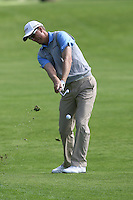 02/19/11 Pacific Palisades, CA: John Senden during the third round of the Northern Trust Open held at the Riviera Country Club.
