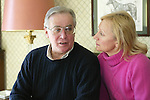 Dem Ehepaar Alwin und Rita Schockemoehle sitzt der Schock nach dem brutalen Raubueberfall vom Freitag auch drei Tage danach noch tief in den Knochen. Wir koennen kaum schlafen, haben Angst so ihre Worte am Montag morgen ( 11.03.02 ). <br /> <br /> Foto © nordphoto