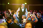 © Joel Goodman - 07973 332324 . 01/03/2018 . Manchester , UK . Law Firm Innovation winner is Freshfields Bruckhaus Deringer . The Manchester Evening News Legal Awards at the Midland Hotel in Manchester City Centre . Photo credit : Joel Goodman