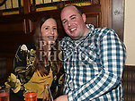 Kevin Conway and Rachel Brangan at the Italian night held in Watters Collon in aid of the Gary Kelly Cancer Support  Centre. Photo:Colin Bell/pressphotos.ie
