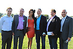 Ronan Linehan, Beamish, Mac Sammon, Beamish, Georgia Salpa, Alan Delany and Patrick Kierans at the Bellewstown Races 2011....(Photo credit should read Jenny Matthews www.newsfile.ie)....This Picture has been sent you under the conditions enclosed by:.Newsfile Ltd..The Studio,.Millmount Abbey,.Drogheda,.Co Meath..Ireland..Tel: +353(0)41-9871240.Fax: +353(0)41-9871260.GSM: +353(0)86-2500958.email: pictures@newsfile.ie.www.newsfile.ie.