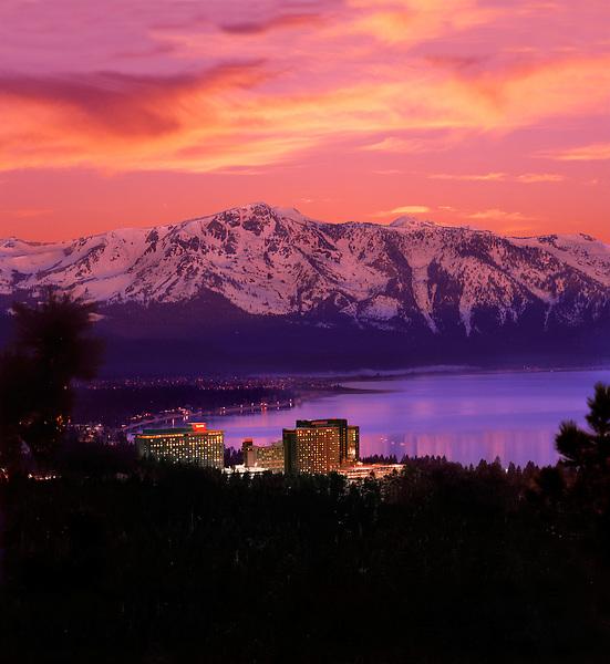 Harrah's Harvey's Casino Hotel - Lake Tahoe