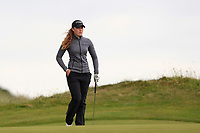 Hazel MacGarvie (SCO) on the 7th green during Round 3 Matchplay of the Women's Amateur Championship at Royal County Down Golf Club in Newcastle Co. Down on Friday 14th June 2019.<br /> Picture:  Thos Caffrey / www.golffile.ie