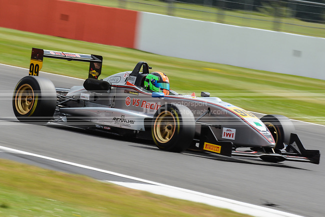 Tim Buckley - Dallara F304 Toyota