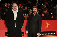 "Adam McKay and Christian Bale attending the ""Vice"" Premiere held at Berlinale Palast during 69th Berlinale International Film Festival, Berlin, Germany, 11.02.2019. Photo by Christopher Tamcke/insight media /MediaPunch ***FOR USA ONLY***"