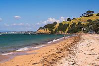 Cheltenham Beach, Devenport, Auckland, New Zealand North Island