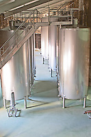 stainless steel tanks quinta do cotto douro portugal