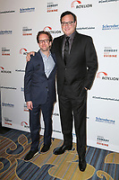 LOS ANGELES - JUN 16:  Adam Saget, Bob Saget at the 30th Annual Scleroderma Benefit at the Beverly Wilshire Hotel on June 16, 2017 in Beverly Hills, CA