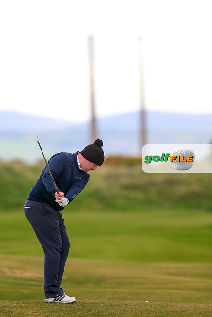 Mark Whelan (Castlewarden) at  the BMW Eastern Open St Annes Golf Club, North Bull, Dublin. 27/04/2017.<br /> Picture: Golffile | Fran Caffrey<br /> <br /> <br /> All photo usage must carry mandatory copyright credit (&copy; Golffile | Fran Caffrey)