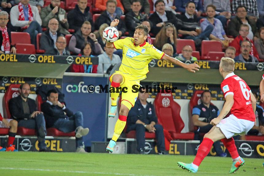 Roberto Firmino (Hoffenheim) - 1. FSV Mainz 05 vs. TSG 1899 Hoffenheim, Coface Arena