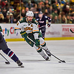 2017-11-21 NCAA: UConn at Vermont Men's Hockey