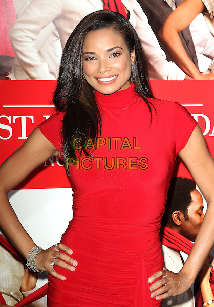05 November 2013 - Hollywood, California - Rochelle Aytes at &quot;The Best Man Holiday&quot; Los Angeles Premiere held at TCL Chinese Theatre on November 5th, 2013<br /> CAP/ADM/KB<br /> &copy;Kevan Brooks/AdMedia/Capital Pictures