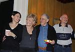 "Dee Dee Friedman - Ellen Dolan - Ken Glickfeld - Charles E. Gerber - Tartuffe - 1st preview January 13, 2011 of Moliere's ""Tartuffe"" from Jan. 13 to Jan 29 at the WorkShop Theatre, New York City, New York. (Photo by Sue Coflin/Max Photos)"