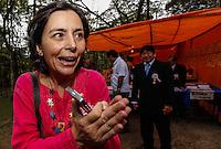 SAO PAULO, SP, 05 AGOSTO 2012 - FESTA DAS CEREJEIRAS - A candidata a prefeitura Soninha Francine durante a 34ª edição da Festa das Cerejeiras no Parque do Carmo regiao leste da capital paulista . FOTO: VANESSA CARVALHO / BRAZIL PHOTO PRESS)