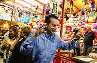 SAO PAULO, SP, 29 JULHO 2012 - ELEICOES 2012 - CELSO RUSSOMANNO - O candidato do PRB a prefeitura de Sao Paulo Celso Russomanno durante Festa Julina Clube Atletico Juventus no bairro da Mooca regiao leste da capital paulista, neste domingo, 29, (FOTO: WILLIAM VOLCOV / BRAZIL PHOTO PRESS).