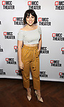 "Krysta Rodriguez attends the photo call for the cast and creative team of MCC Theater's New York Premiere of ""Seared"" on September 11, 2019 at Artesia Wine Bar in New York City."