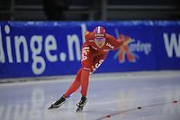 SCHAATSEN: GRONINGEN: Sportcentrum Kardinge, 03-02-2013, Seizoen 2012-2013, Gruno Bokaal, Yvonne Nauta, ©foto Martin de Jong
