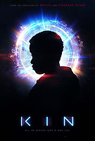 Kin (2018)<br /> Promotional art with Myles Truitt<br /> *Filmstill - Editorial Use Only*<br /> CAP/MFS<br /> Image supplied by Capital Pictures