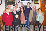 Friends ring in the New Year last Friday night in The Three Counties Bar, Brosna..NO NAMES