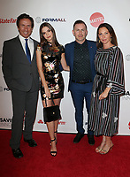 HOLLYWOOD, CA - SEPTEMBER 30: Michael Traynor, Maia Mitchell, Bradley Bredeweg, Kelli Williams, at The 6th Annual Saving Innocence Gala at Loews Hollywood Hotel, California on September 30, 2017. Credit: Faye Sadou/MediaPunch