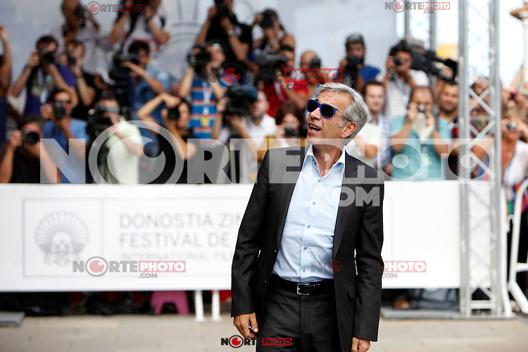 Spanish Actor Imanol Arias arrives to Maria Cristina Hotel during the 62st San Sebastian Film Festival in San Sebastian, Spain. September 19, 2014. (ALTERPHOTOS/Caro Marin) /NortePhoto.com /NortePhoto.com