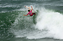 Australian Ben Dunn in the early round of the Quiksilver Pro in France.