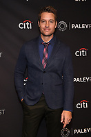"""HOLLYWOOD, CA - MARCH 24: Justin Hartley attends PaleyFest 2019 for 20th Century Fox Television's """"This is Us"""" at the Dolby Theatre on March 24, 2019 in Hollywood, California. (Photo by Frank Micelotta/20th Century Fox Television/PictureGroup)"""