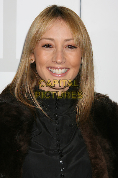 "BREE TURNER.""Valkyrie"" Los Angeles Premiere held at the Directors Guild of America, Los Angeles, California, USA..December 18th, 2008.headshot portrait brown black fur trim collar .CAP/ADM/MJ.©Michael Jade/AdMedia/Capital Pictures."