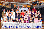 The Healy clan from Killarney who held a family reunion in the Killarney Avenue Hotel on Friday night   Copyright Kerry's Eye 2008