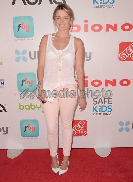 19 September  2015 - Los Angeles, California - Ali Fedotowsky. Arrivals for Favored.by presents the 4th Annual Red Carpet Safety Awareness Event held at Skirball Cultural Center. Photo Credit: Birdie Thompson/AdMedia