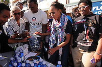 FORT LAUDERDALE, FL - NOVEMBER 03: Kerry Washington participates in OFA-'Its On You' Early Vote event on November 3, 2012 in Fort Lauderdale, Florida. © MPI10/MediaPunch Inc .<br />