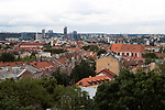 FK Trakai v St Johnstone&hellip;05.07.17&hellip; Europa League 1st Qualifying Round 2nd Leg<br />A general view of the city of Vilnius, Lithuania<br />Picture by Graeme Hart.<br />Copyright Perthshire Picture Agency<br />Tel: 01738 623350  Mobile: 07990 594431