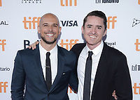 "TORONTO, ONTARIO - SEPTEMBER 07: Fred Berger - Brian Kavanaugh Jones attends the ""Seberg"" premiere during the 2019 Toronto International Film Festival at Ryerson Theatre on September 07, 2019 in Toronto, Canada.    <br /> CAP/MPI/IS<br /> ©IS/MPI/Capital Pictures"