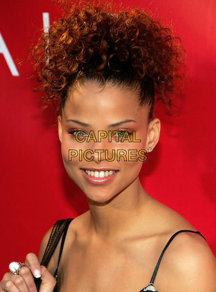 """DENISE VASI.At Revlon party to launch """"Flair"""" Fragrance at Mr. Chow, New York, NY ,USA..May 22nd, 2006.Photo: Jackson Lee/AdMedia/Capital Pictures.Ref: JL/ADM.headshot portrait.www.capitalpictures.com.sales@capitalpictures.com.© Capital Pictures."""