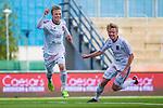 S&ouml;dert&auml;lje 2013-09-28 Fotboll Allsvenskan Syrianska FC - IF Brommapojkarna :  <br /> Brommapojkarna 16 Pontus &Aring;sbrink jublar efter sitt 2-0 m&aring;l<br /> (Foto: Kenta J&ouml;nsson) Nyckelord:  jubel gl&auml;dje lycka glad happy