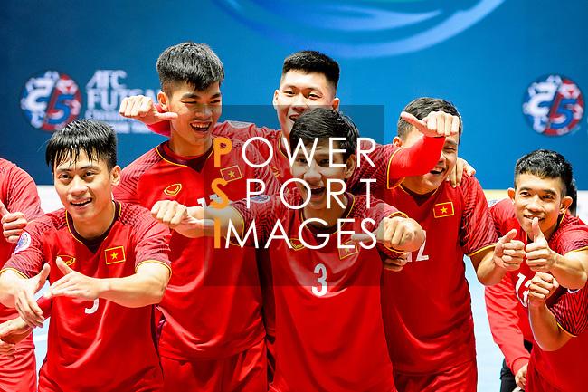 AFC Futsal Championship Chinese Taipei 2018 match between Chinese Taipei and Vietnam at Xinzhuang Gymnasium on 05 February 2018 in Taipei, Taiwan. Photo by Marcio Rodrigo Machado / Power Sport Images