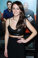 """LOS ANGELES, CA - JANUARY 27: Addison Timlin at the Los Angeles Premiere Of Focus Features' """"That Awkward Moment"""" held at Regal Cinemas L.A. Live on January 27, 2014 in Los Angeles, California. (Photo by David Acosta/Celebrity Monitor)"""
