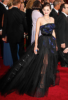 Marion Cotillard arrives at the 81st Annual Academy Awards held at the Kodak Theatre in Hollywood, Los Angeles, California on 22 February 2009