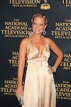 LOS ANGELES - APR 24: Sharon Case at The 42nd Daytime Creative Arts Emmy Awards Gala at the Universal Hilton Hotel on April 24, 2015 in Los Angeles, California