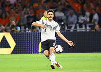 Jonas Hector (Deutschland Germany) - 13.10.2018: Niederlande vs. Deutschland, 3. Spieltag UEFA Nations League, Johann Cruijff Arena Amsterdam, DISCLAIMER: DFB regulations prohibit any use of photographs as image sequences and/or quasi-video.