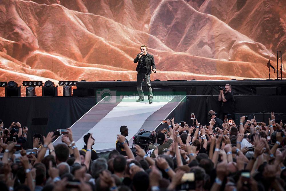 U2 in concert - Twickenham Stadium | RealTime Images