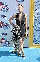 11 August 2019 - Hermosa Beach, California - Brittany Snow. FOX's Teen Choice Awards 2019 held at Hermosa Beach Pier. <br /> CAP/ADM/PMA<br /> ©PMA/ADM/Capital Pictures