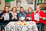 Coffee Morning : Pictured to announce the upcoming coffe morning in aid of the Listowel North Kerry Branch of MS to be held at Tomaisin's Bar, Liselton on Saturday 13th February at 11.00 am were Aine Hegarty, Noelle Hegarty, Jackie Hegarty, Bridie O'Rourke & Kate McGrath.