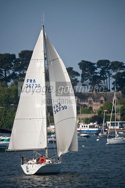 Europe/France/Bretagne/56/Morbihan/ Golfe du Morbihan: L'Ile aux Moines