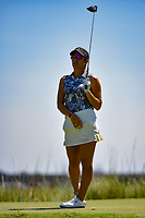 Maria Fassi (MEX) watches her tee shot on 8 during round 3 of the 2019 US Women's Open, Charleston Country Club, Charleston, South Carolina,  USA. 6/1/2019.<br /> Picture: Golffile | Ken Murray<br /> <br /> All photo usage must carry mandatory copyright credit (© Golffile | Ken Murray)